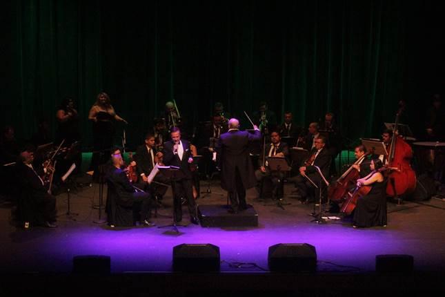 Espetáculo 'Três Tenores In Concert