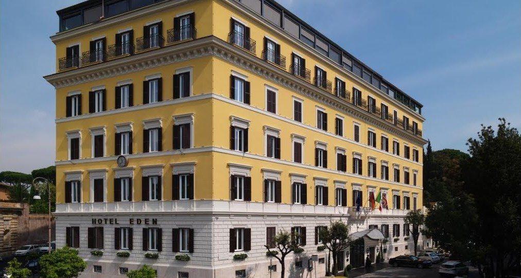 Hotel Eden celebra o seu 130º aniversário