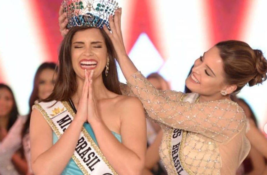 Elis Miele, do Espírito Santo, vence o Miss Brasil Mundo 2019