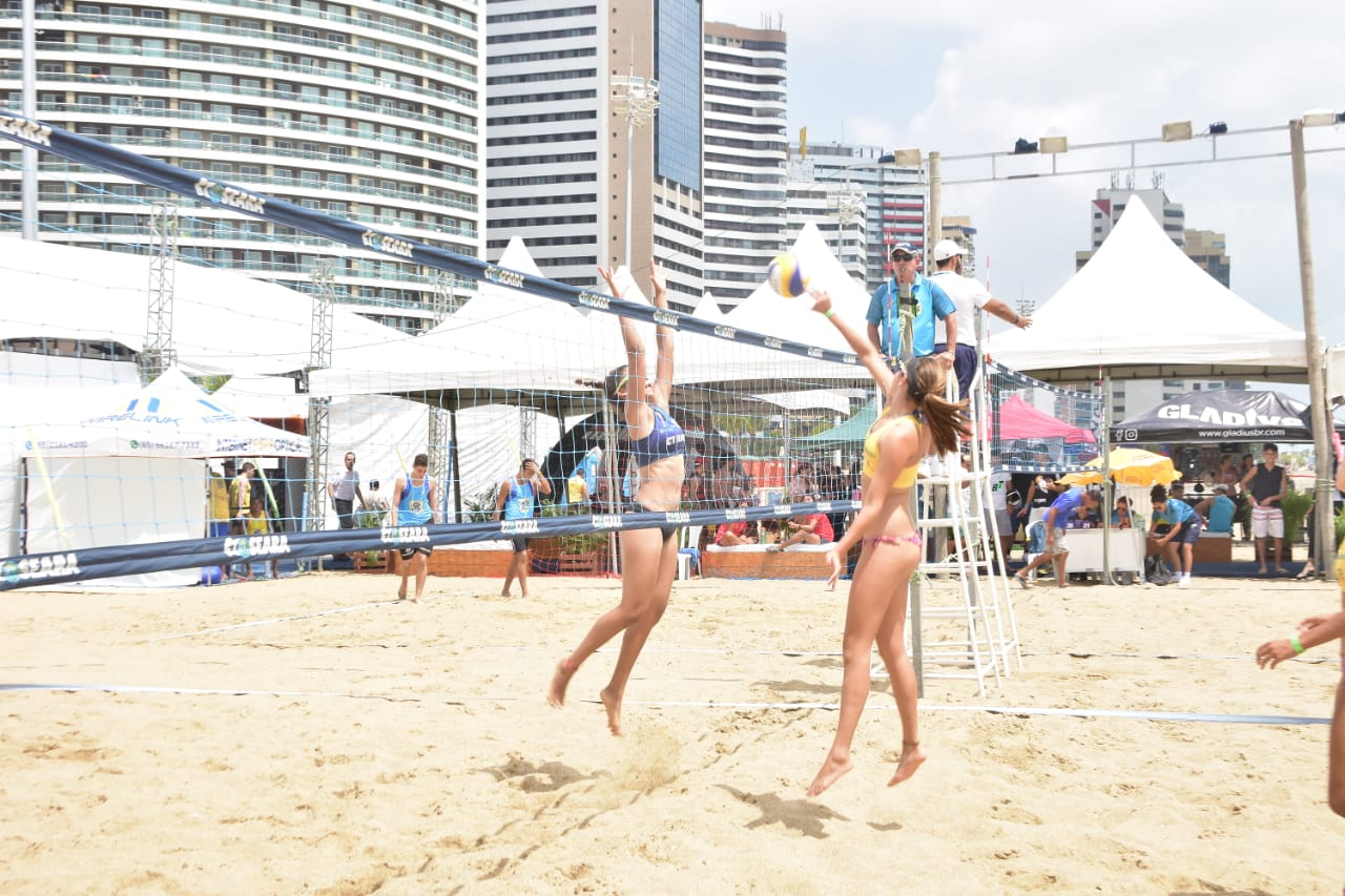 WBS Brazil reúne milhares de atletas no Aterro da Praia de Iracema