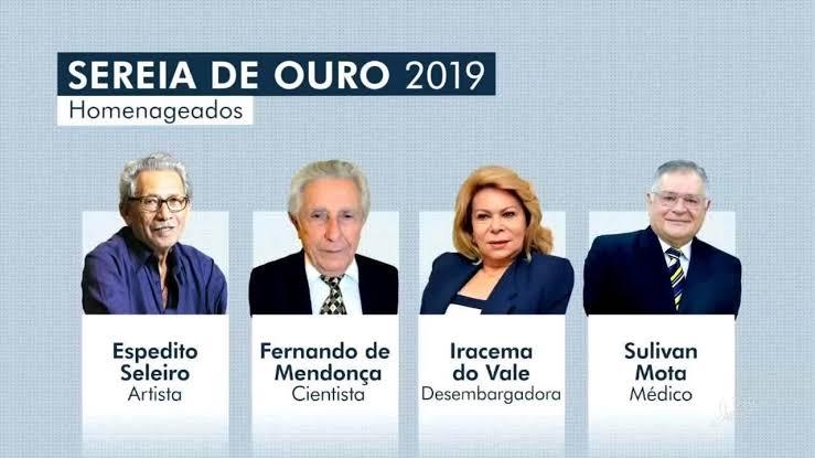 Troféu Sereia de Ouro 2019