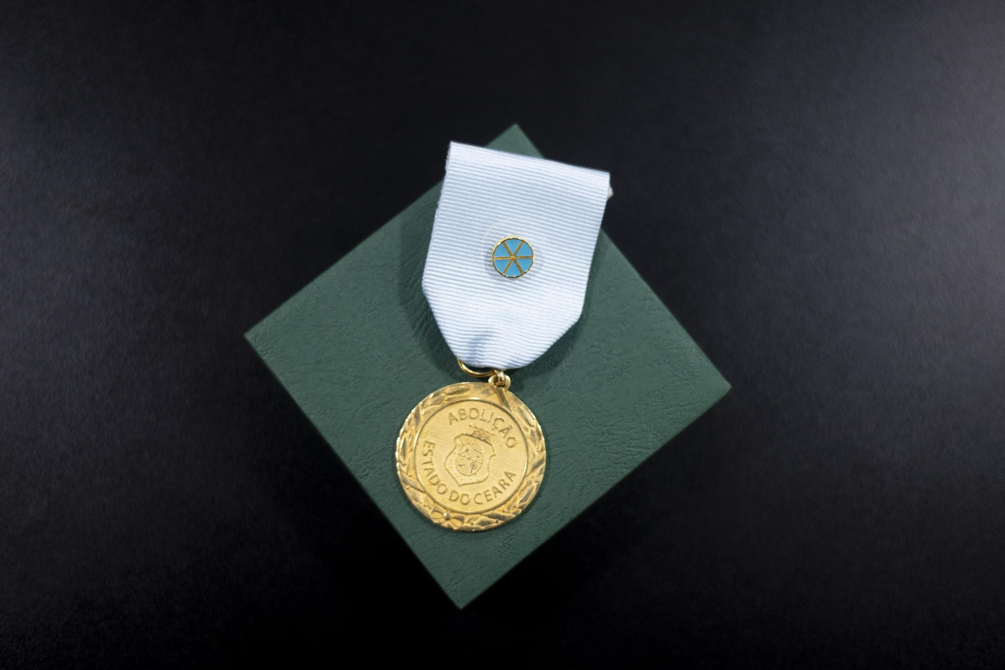 Cerimônia de Entrega da Medalha da Abolição 2018-2019