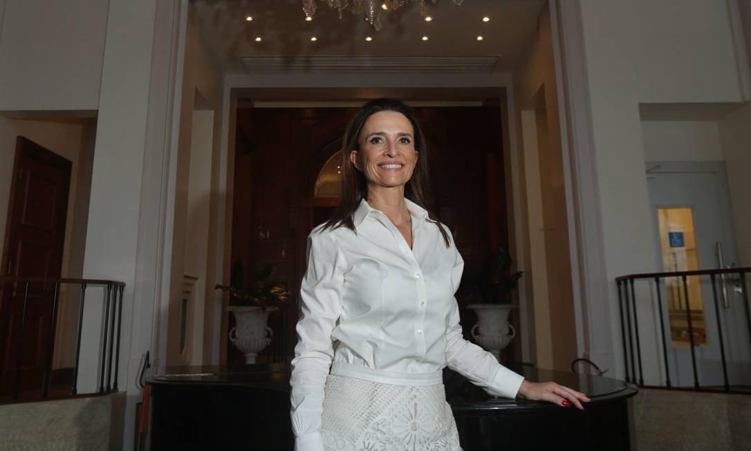 Diretora do Copacabana Palace Andrea Natal participa do Lide Talks