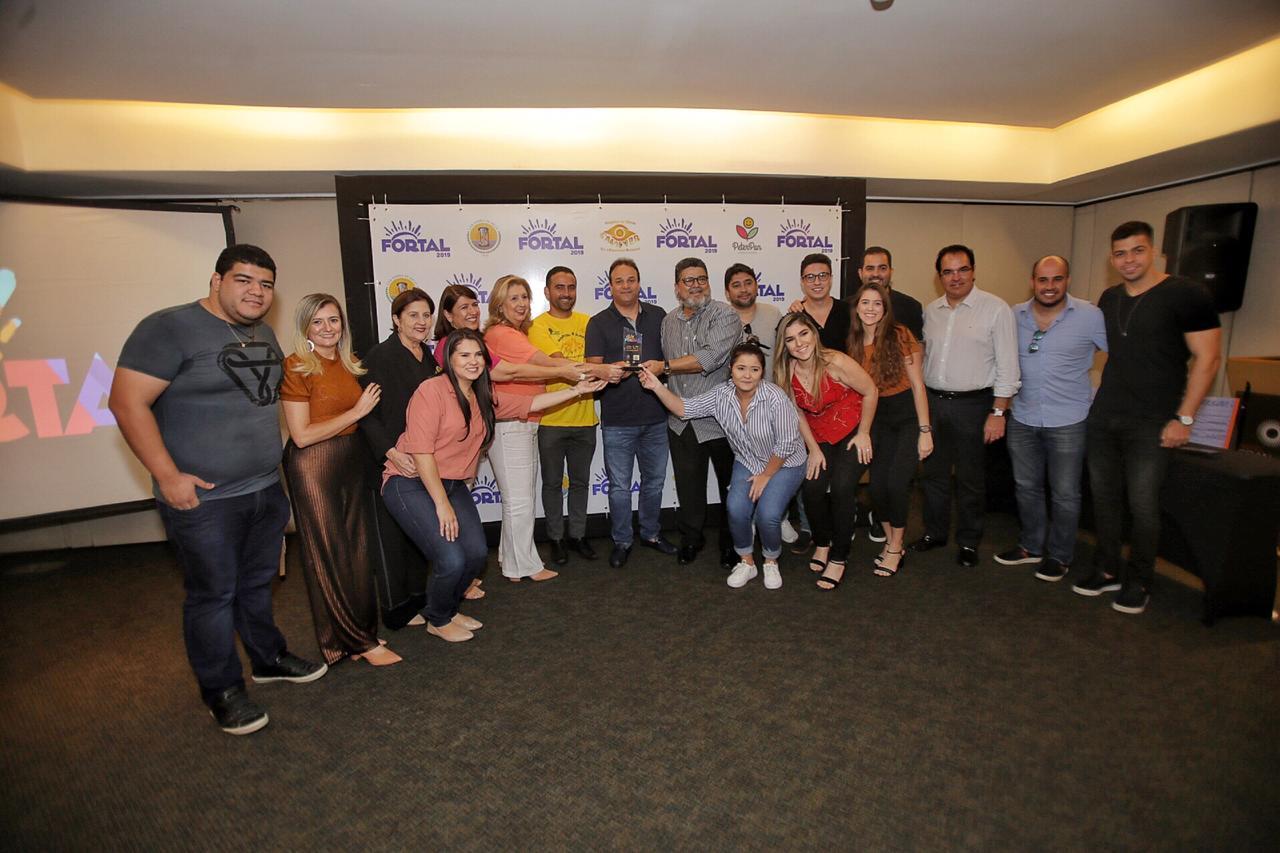 Campanha Fortal Solidário entrega doações e arrecada cerca de R$ 456 mil