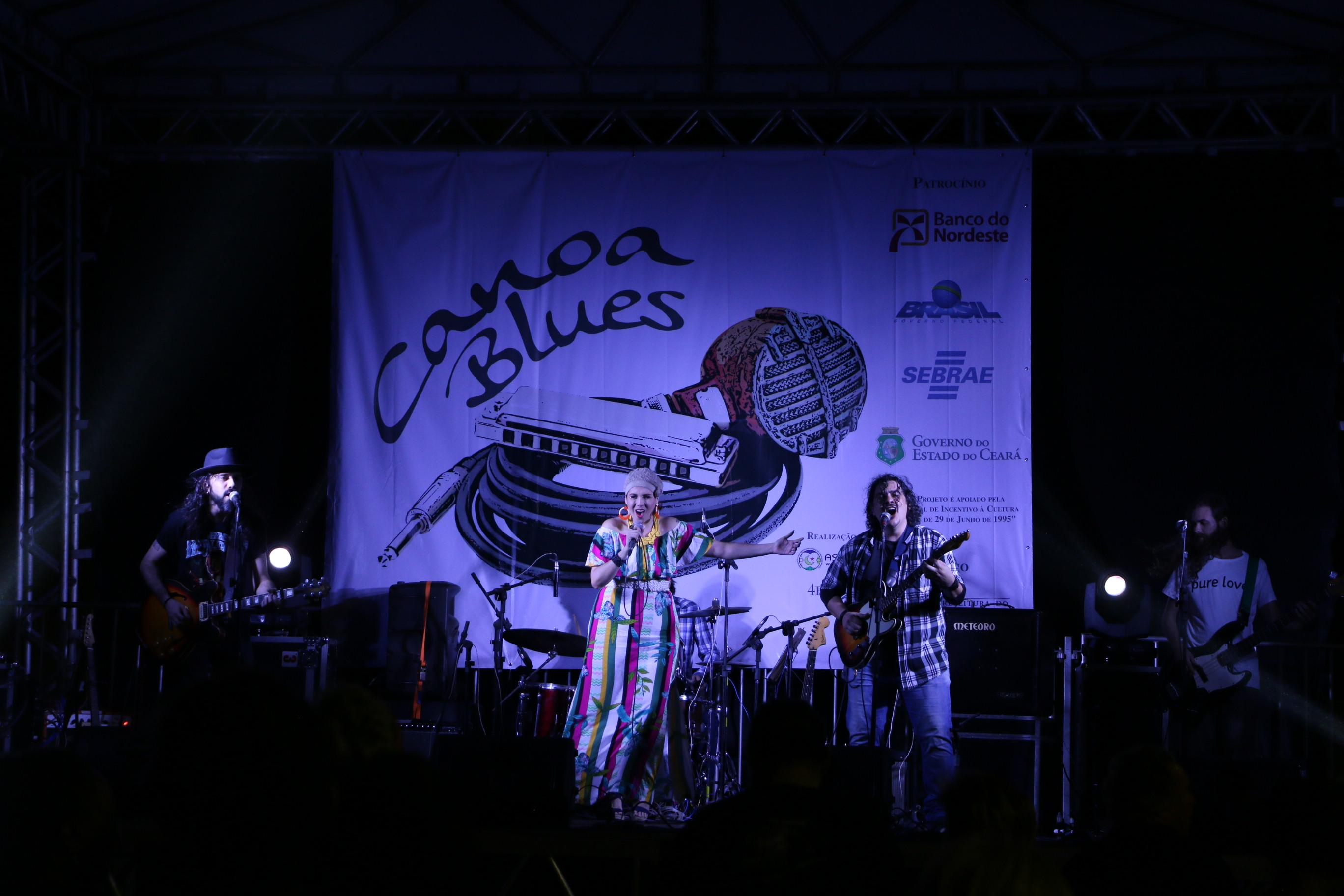 Festival Canoa Blues confirma 12ª edição