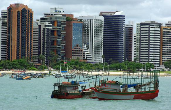 93,9% de ocupação hoteleira, Ceará deve receber 74 mil turistas neste feriadão