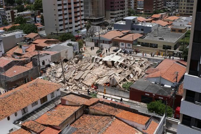 Projeto Fortaleza Solidária: Esta arrecadando doações para as vitimas do Ed Andréa