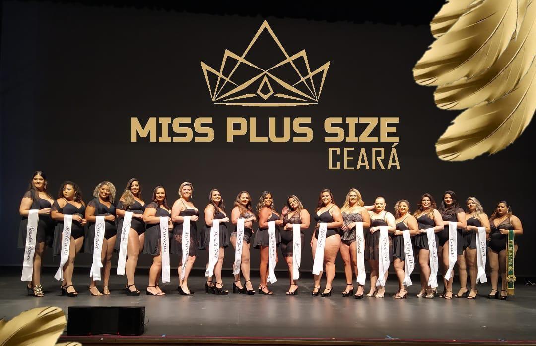 Miss Plus Size Ceará 2019