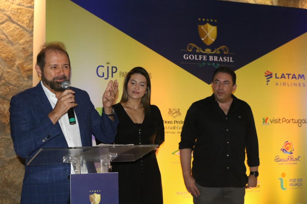 Coquetel de Lançamento do Campeonato de Golf etapa Ceará