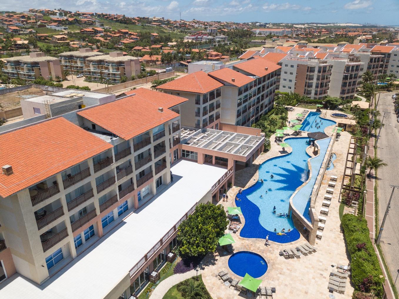 Hotéis do Beach Park têm certificação máxima daRCI2020