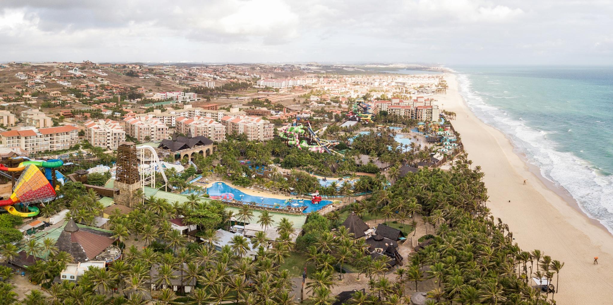 Com preços especiais, Beach Park abre reservas para o Réveillon Viva a Vida