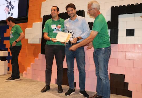 Betânia ganha prêmio de Inovação por uma bebida que dispensa geladeira