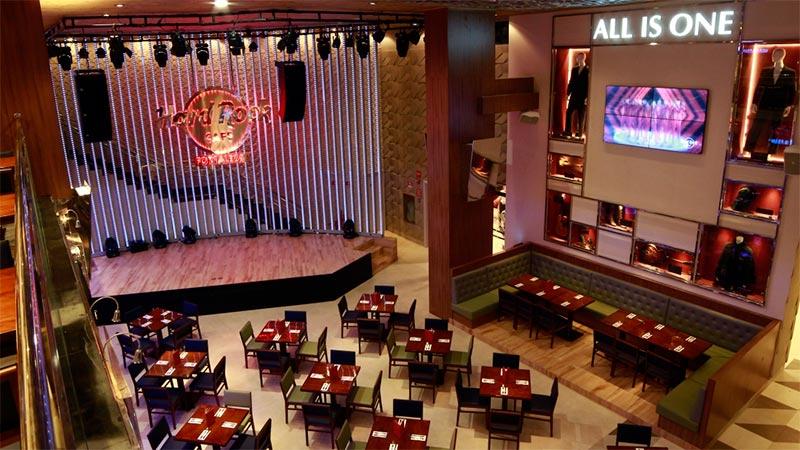 Hard Rock Cafe Fortaleza segue tendência mundial e apresenta o PlayHard nas férias