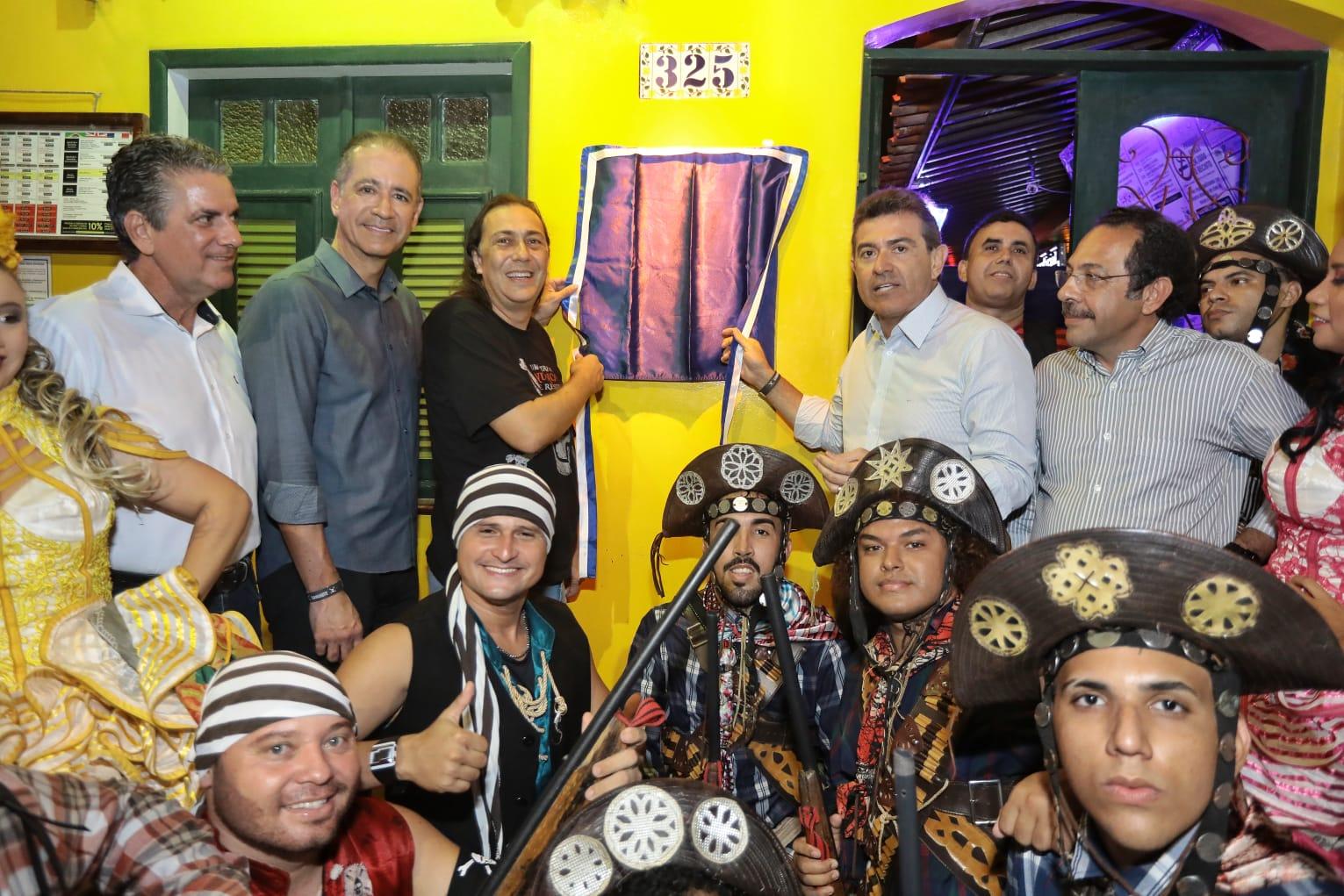 Pirata Bar é reconhecido como Patrimônio Turístico de Fortaleza