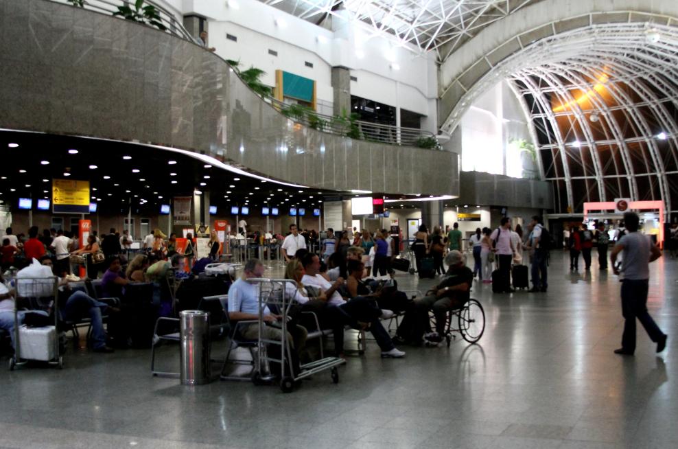 Ceará registra crescimento de 99% de estrangeiros em voos diretos