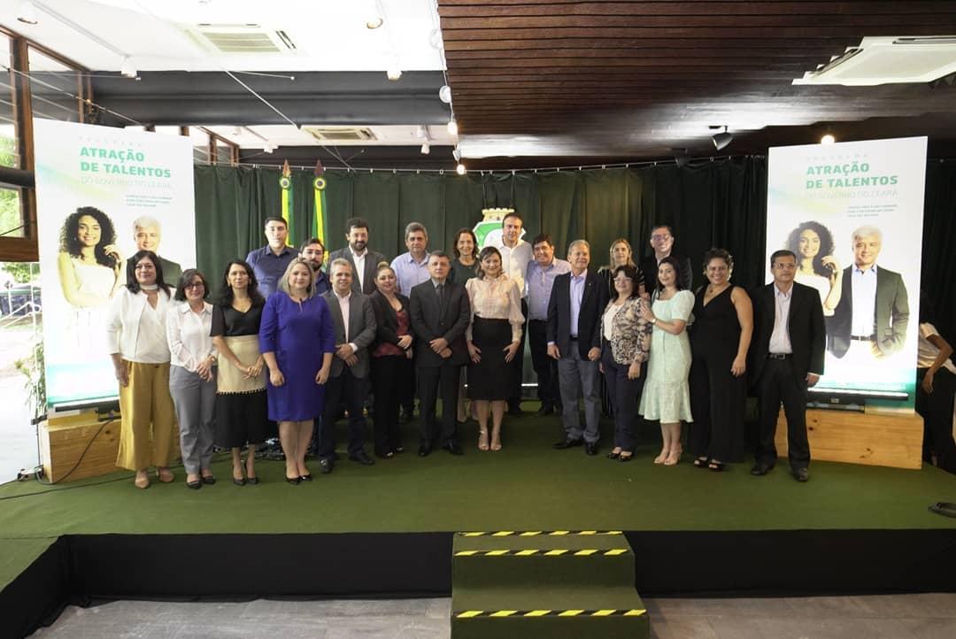 Novos gestores são empossados e vão atuar nas Regiões de Saúde do Ceará
