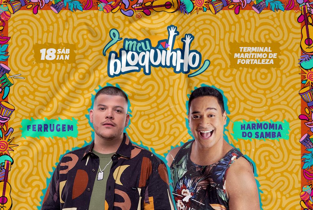 Melhor pré-carnaval do Brasil