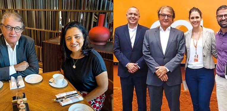 O SECRETARIO DE TURISMO DO ESTADO DO CEARÁ ARIALDO PINHO, TRAS BOAS NOVIDADES DE SÃO PAULO