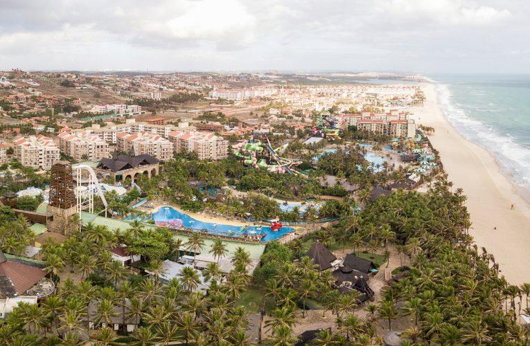 Beach Park recebe prêmio de Melhor Parque Aquático do Brasil