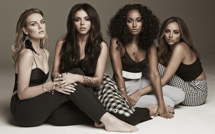 Little Mix virá ao Brasil pela primeira vez em março