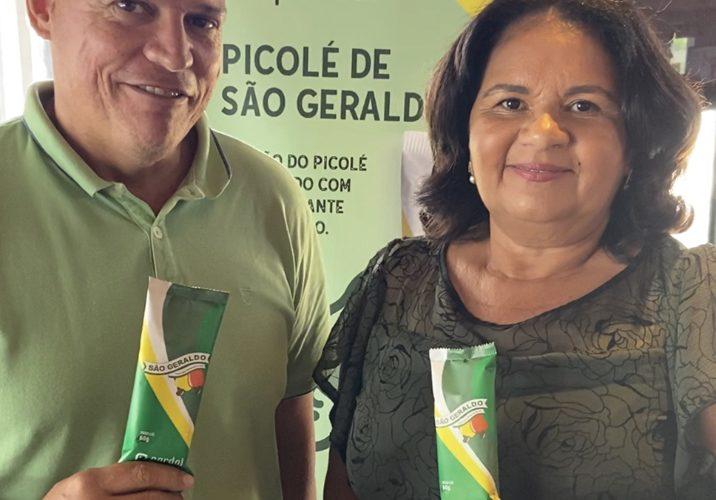 A pedidos do público, Pardal Sorvetes antecipa distribuição do picolé de São Geraldo, hummm!