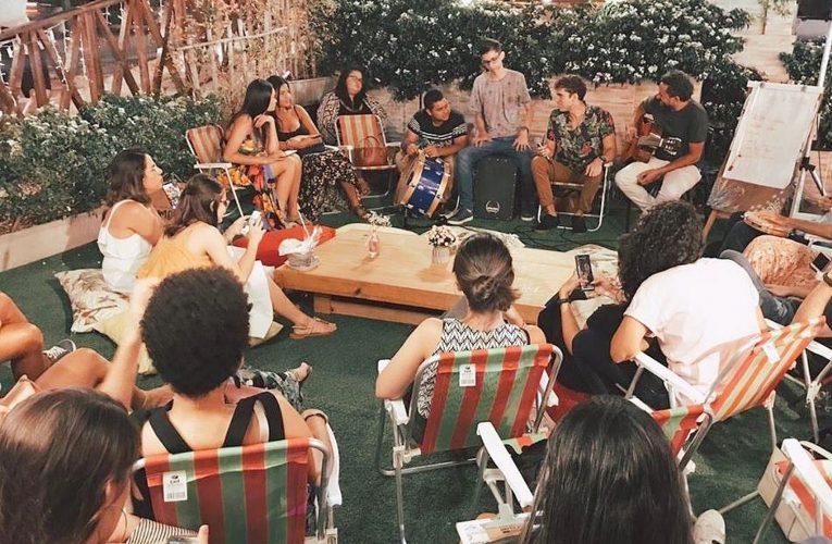 Primeiro Sarau do Imprensa Café de 2020 abre os microfones nesta quarta-feira (29)