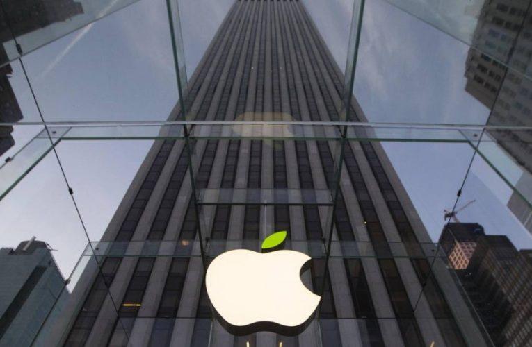 Recorde: Apple tem lucro líquido de US$ 22,24 bilhões no 1º tri fiscal
