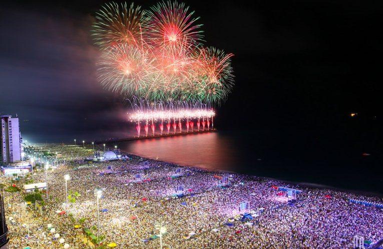 Réveillon de Fortaleza reúne 650 mil turistas e movimentou bilhões