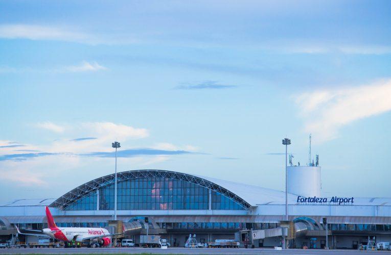 Fortaleza Airport lidera ranking de voos internacionais do Nordeste