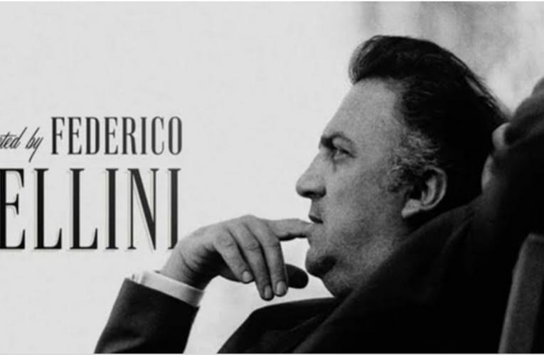 O centenário de Federico Fellini