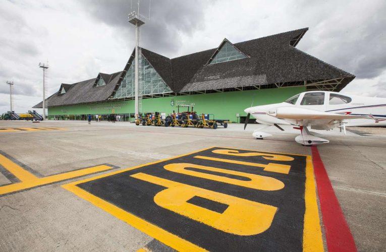 Aeroportos regionais do Ceará registram mais de 25 mil passageiros em janeiro