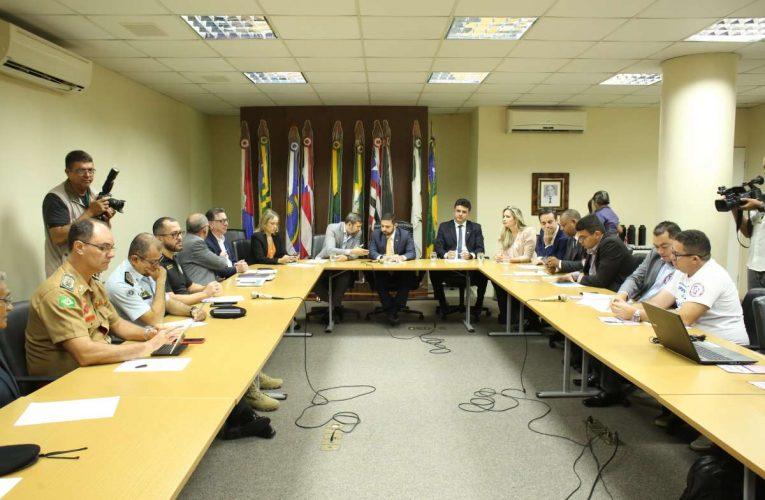 Governo do Ceará define com associações a nova reestruturação da carreira militar