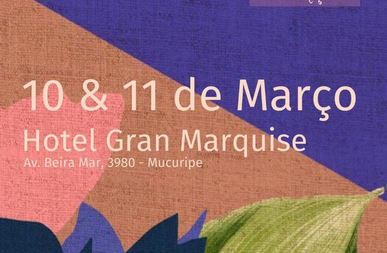 Terceira edição da feira de estampas Print RJ começa nessa terça-feira em Fortaleza