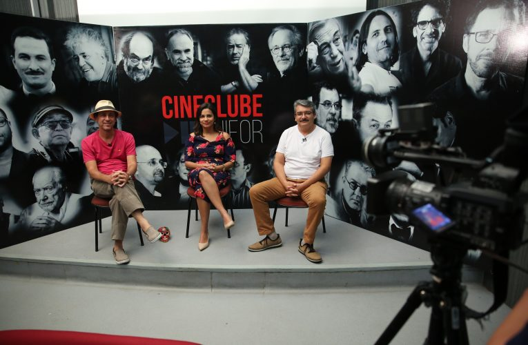 Cineclube Unifor retoma as atividades nesta quinta-feira (13)