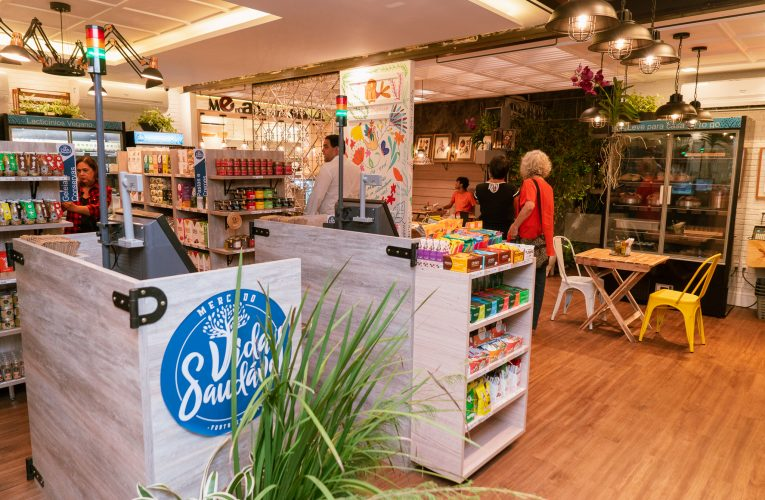 Primeira edição do Bloquinho Mercado Vida Saudável terá música, drinks e petiscos plant based