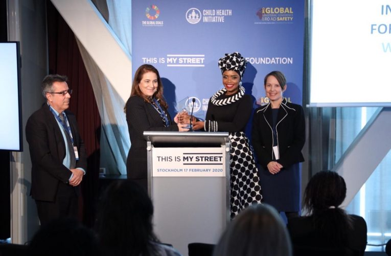 Fortaleza é a primeira cidade do mundo a receber o Prêmio Internacional Visão Zero para a Liderança Juvenil