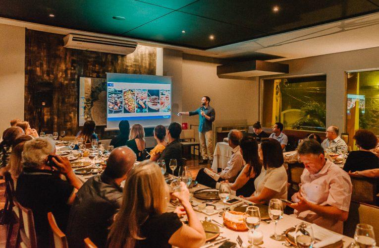 A Oceania Cruises e a Tour du Monde et Univers apresentaram a nova temporada de cruzeiros de luxo
