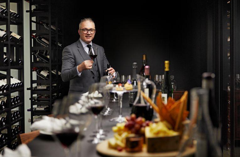 Apresentando o 'Wine Vault' do The Dorchester