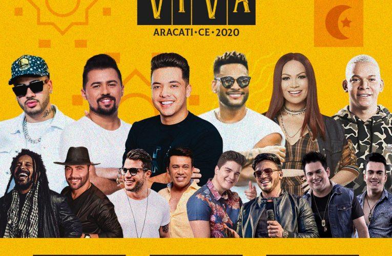 'Camarote Viva' oferece segurança, conforto e visão privilegiada aos foliões do Carnaval de Aracati 2020