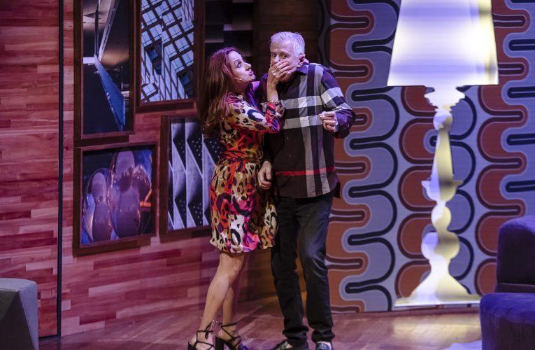 """Miguel Falabella e Zezé Polessa apresentam """"A Mentira"""" no Theatro Via Sul Fortaleza"""