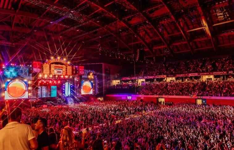 Villamix, o maior festival de música do Brasil regressa a Lisboa. Gustavo Lima, Luan Santana e Seu Jorge