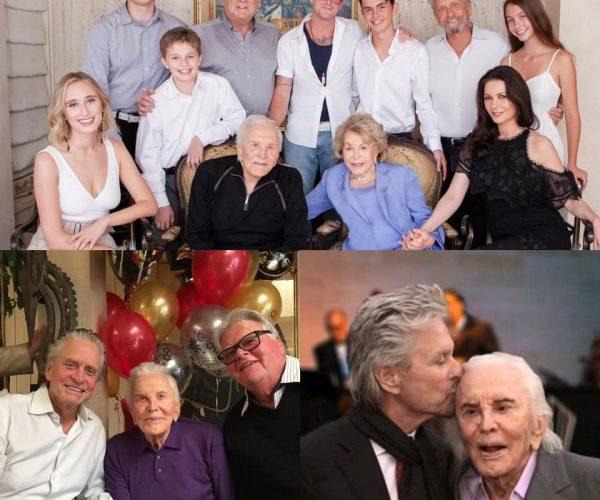 Morre aos 103 anos o ator e cineasta Kirk Douglas, foi três vezes indicado ao Oscar.