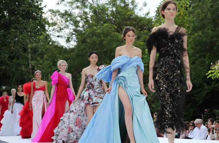 Semana de moda de alta-costura é cancelada
