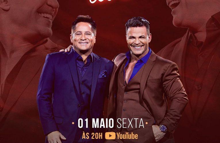 Leonardo e Eduardo Costa anunciam live 'Cabaré Em Casa'