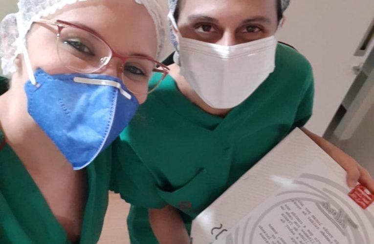 #Solidariedade – Grupo Geppos doa pizzas para profissionais do Hospital Gastroclínica, em Fortaleza