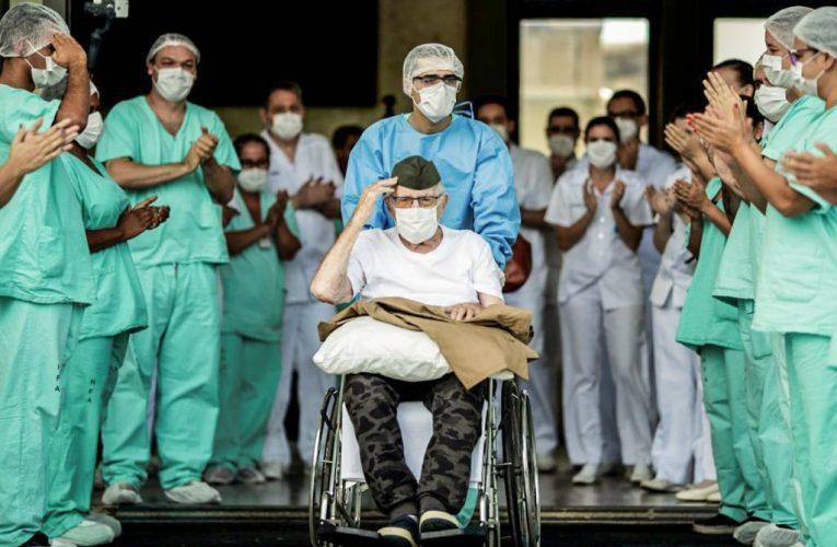 Quase 15 mil pacientes recuperados e 200 novas Utis serão montadas na capital e no interior