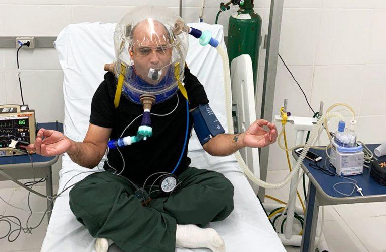 Ceará finaliza protótipo de capacete de respiração assistida em parceria com Fiec, UFC e Unifor