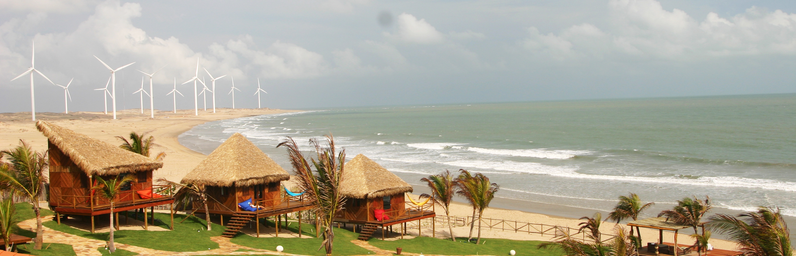 VISITE ICARAIZINHO DE AMONTADA, QUANDO A QUARENTENA ACABAR! Reserve o Villa Mango Beach Bungalows