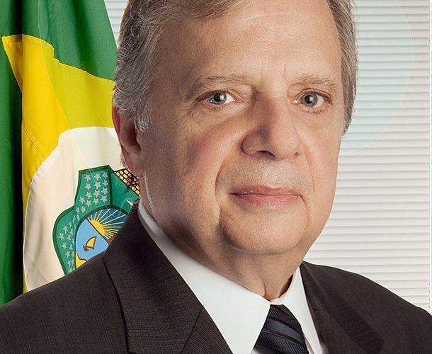 Tasso Jereissati apresenta projeto de universalização do saneamento básico no Brasil