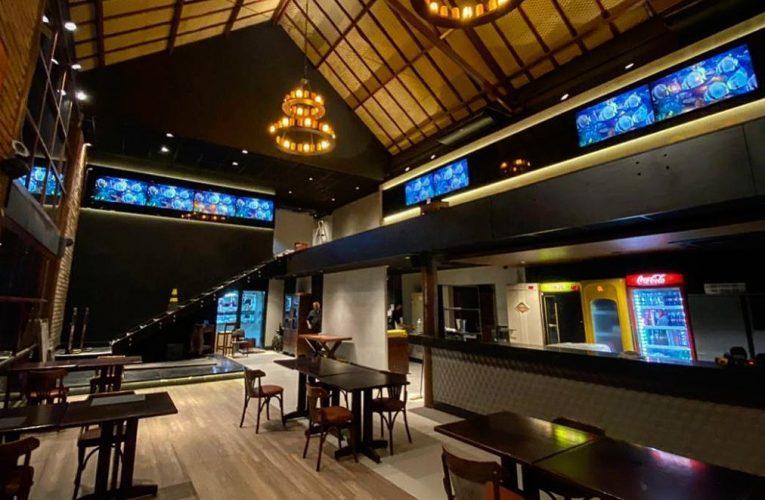 Reabertura – O restaurante Coco Bambu esta de volta e com nova decoração